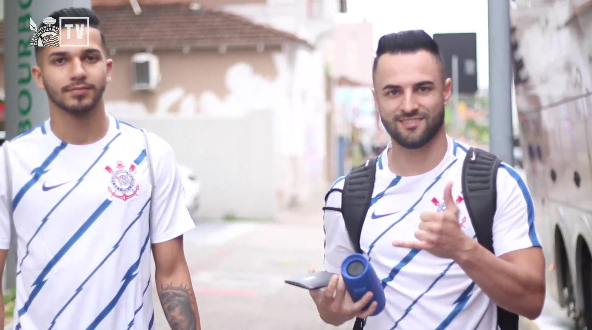 Bastidores - JEC Krona 1x4 Corinthians - Copa do Brasil de Futsal 2018