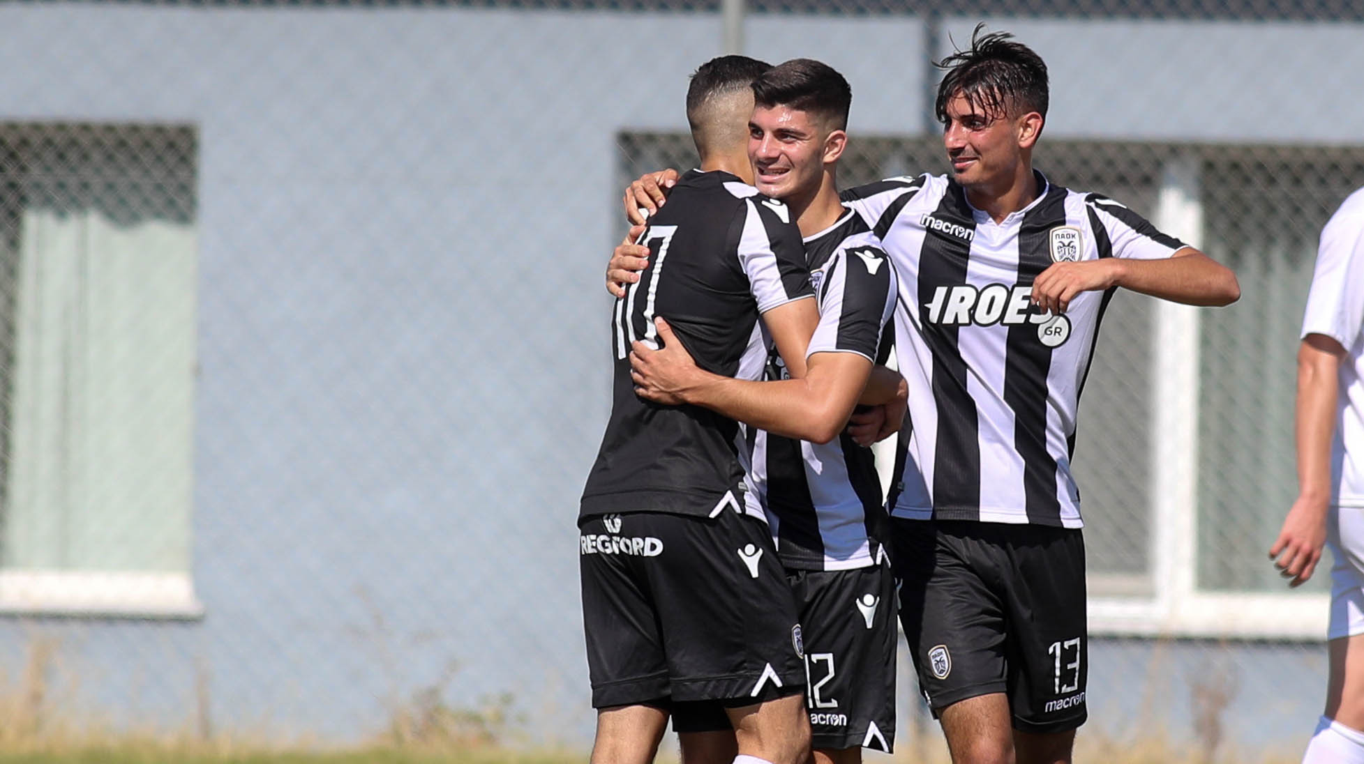 PAOK U19 – Apollon Smyrni U19: Highlights