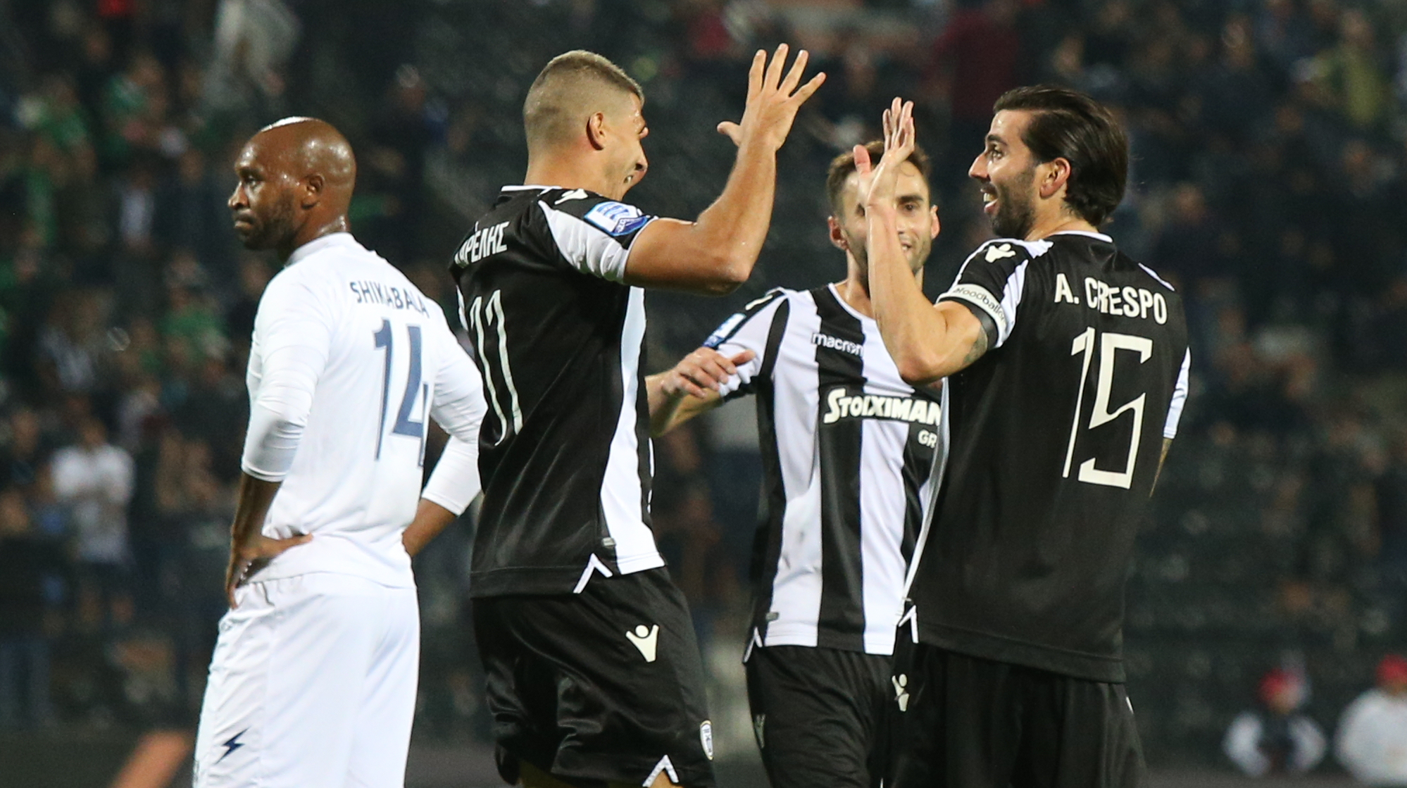 PAOK – Apollon Smyrni: Highlights