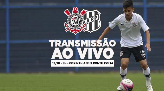 Corinthians x Ponte Preta - Paulistão Sub-15 2018