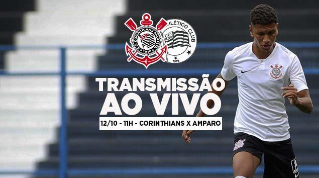 Corinthians x Amparo - Paulistão Sub-17 2018