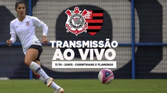 Corinthians x Flamengo - Brasileirão Feminino 2018