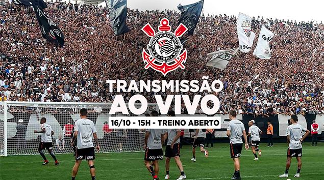 Treino Aberto na Arena Corinthians