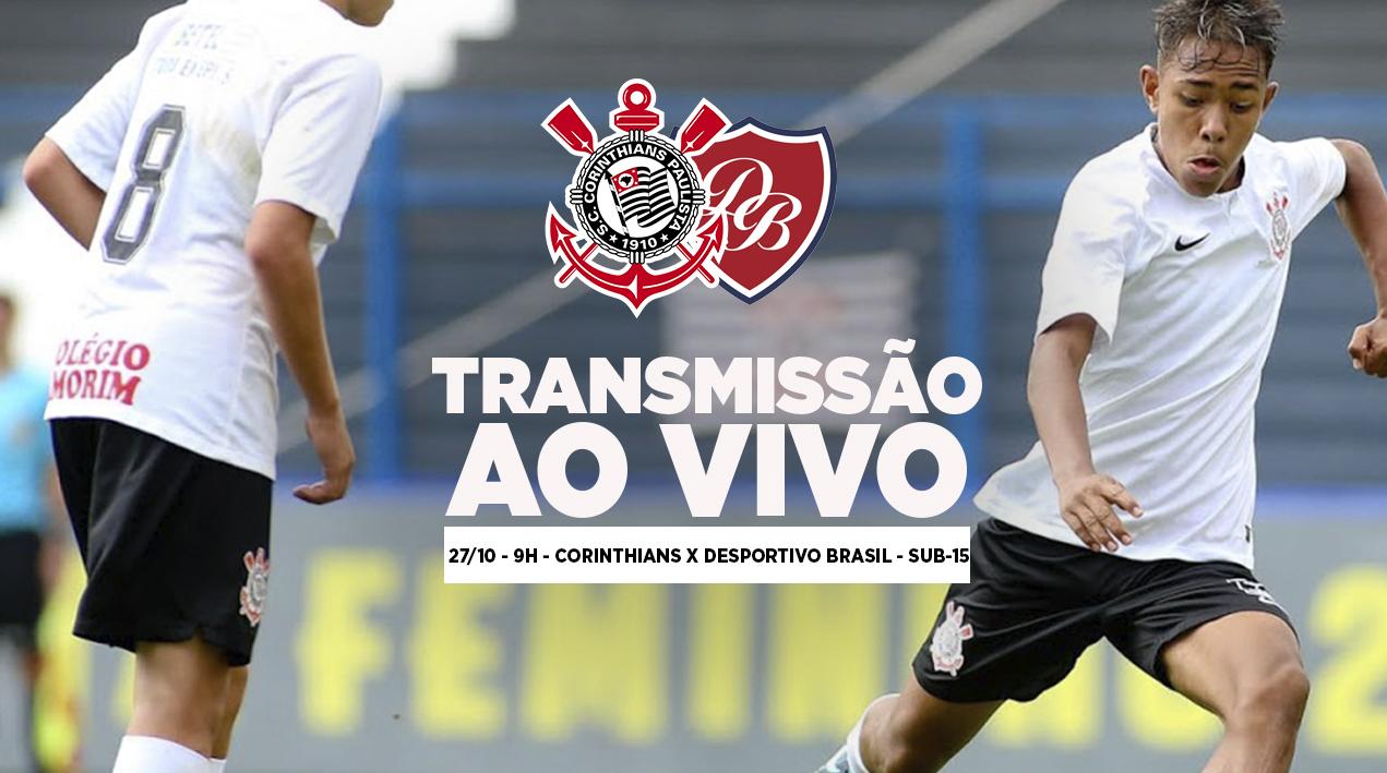 Corinthians x Desportivo Brasil - Paulistão Sub-15