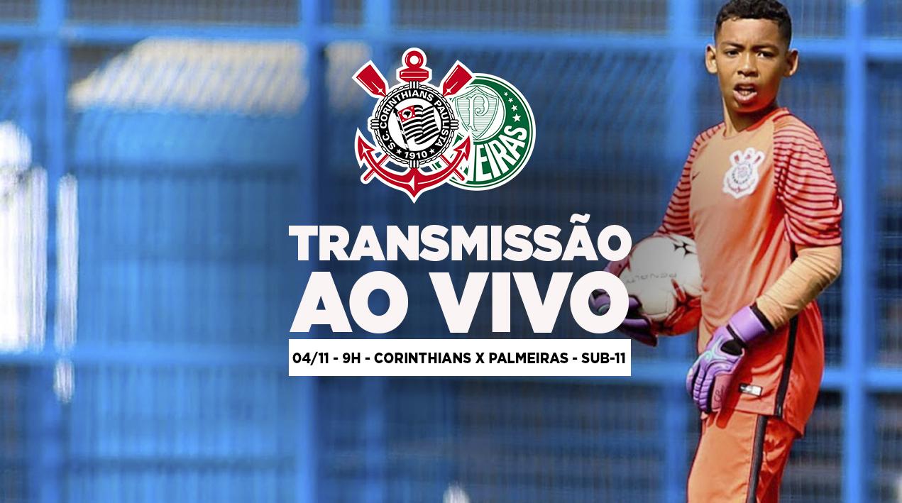Corinthians x Palmeiras - Paulistão Sub-11