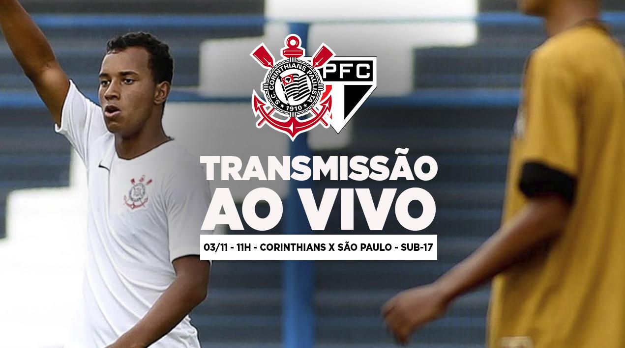 Corinthians x São Paulo - Paulistão Sub-17