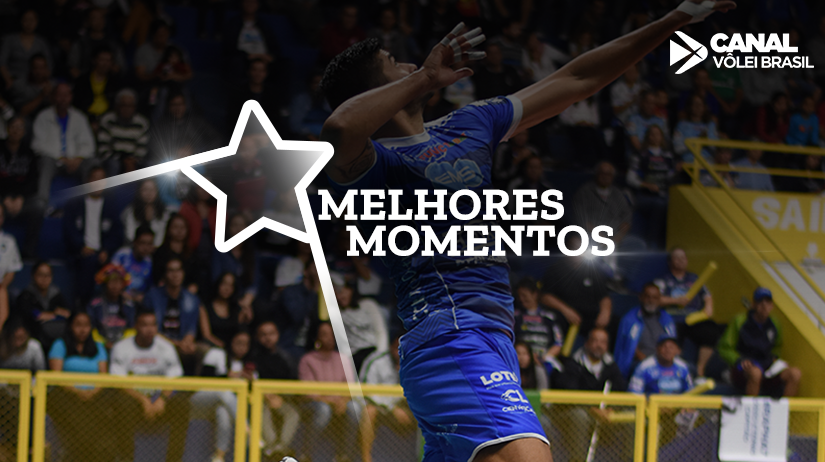 Melhores momentos de EMS Taubaté Funvic vs Corinthians Guarulhos