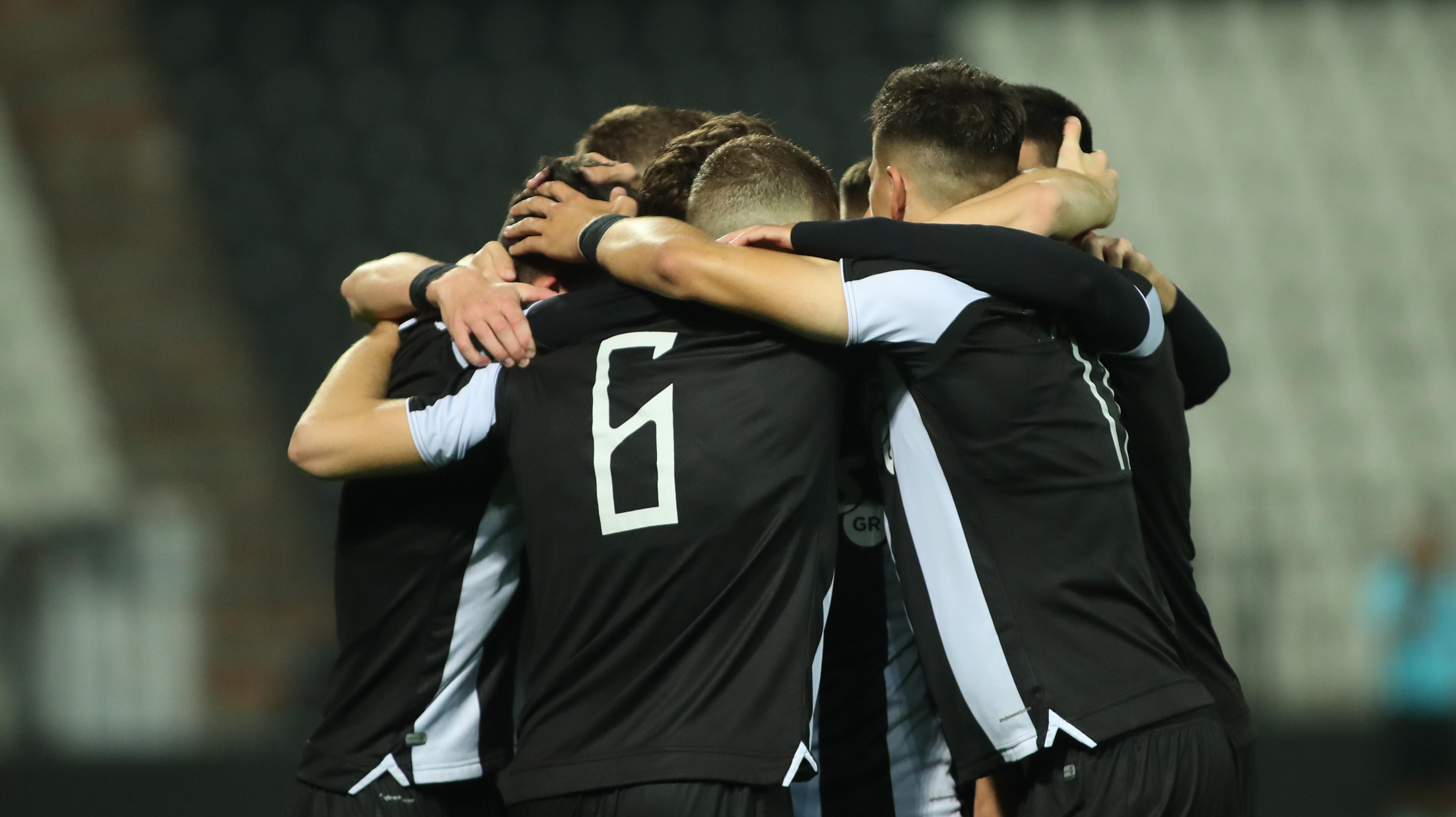Κ19 ΠΑΟΚ-FC Minsk 2-1