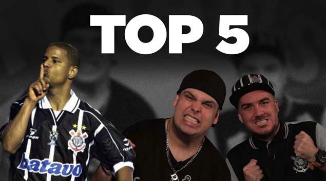 TOP 5 Vilinha - Especial de Consciência Negra
