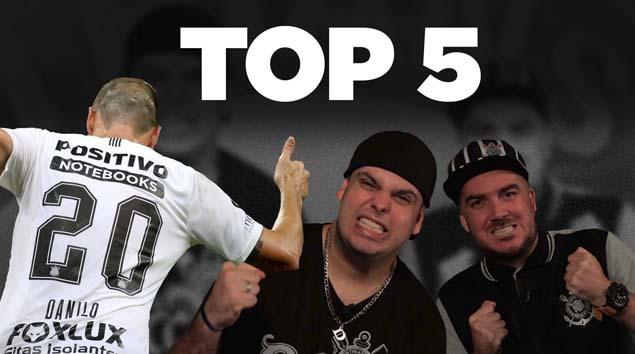 TOP 5 Vilinha - Especial Zidanilo