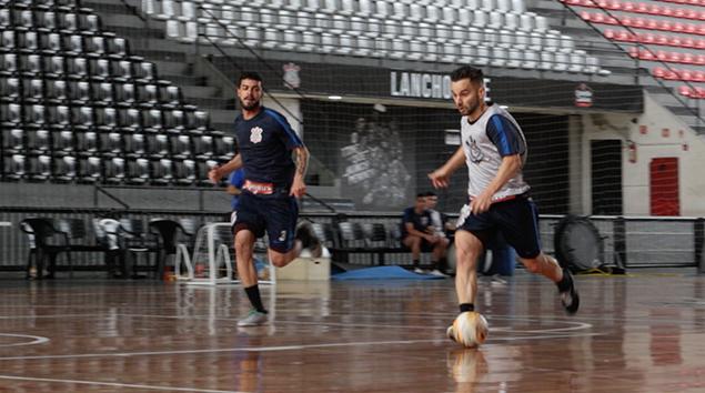 Futsal se prepara para a decisão