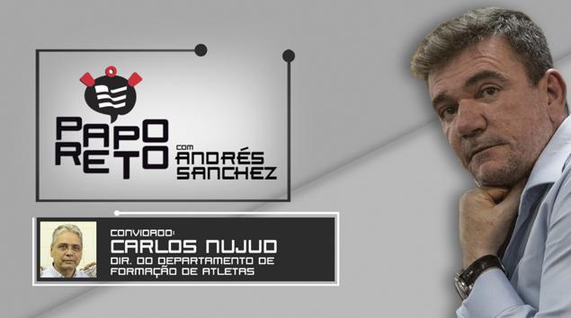 Papo Reto com Andrés Sanchez e Carlos Nujud