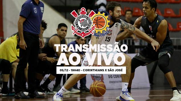 Corinthians x São José - NBB