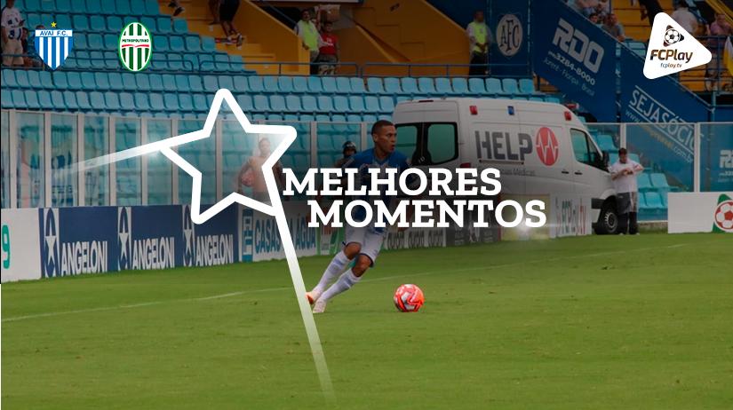 Melhores momentos de Avaí vs Metropolitano
