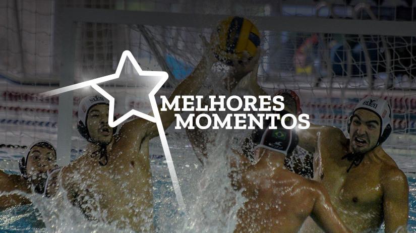Melhores momentos de Fluminense vs Sesi | Semifinais | Liga Brasileira PAB 2018 (Masculino)