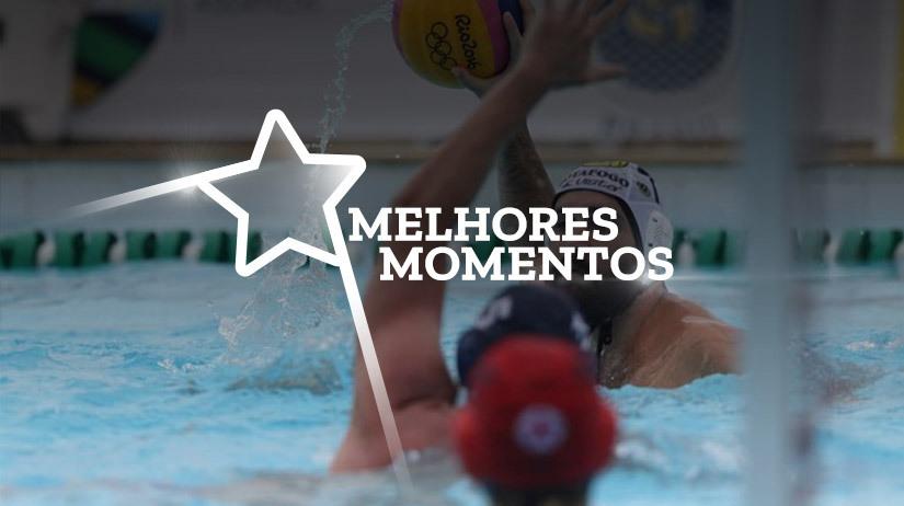 Melhores momentos de Botafogo vs ABDA | Disputa do 5º e 6º | Liga Brasileira PAB 2018 (Masculino)