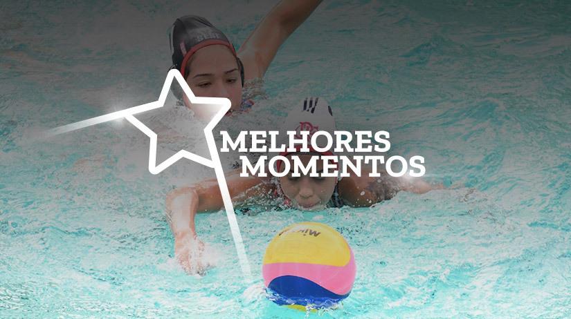 Melhores momentos de Pinheiros vs Flamengo | Semifinais | Liga Brasileira PAB 2018 (Feminino)