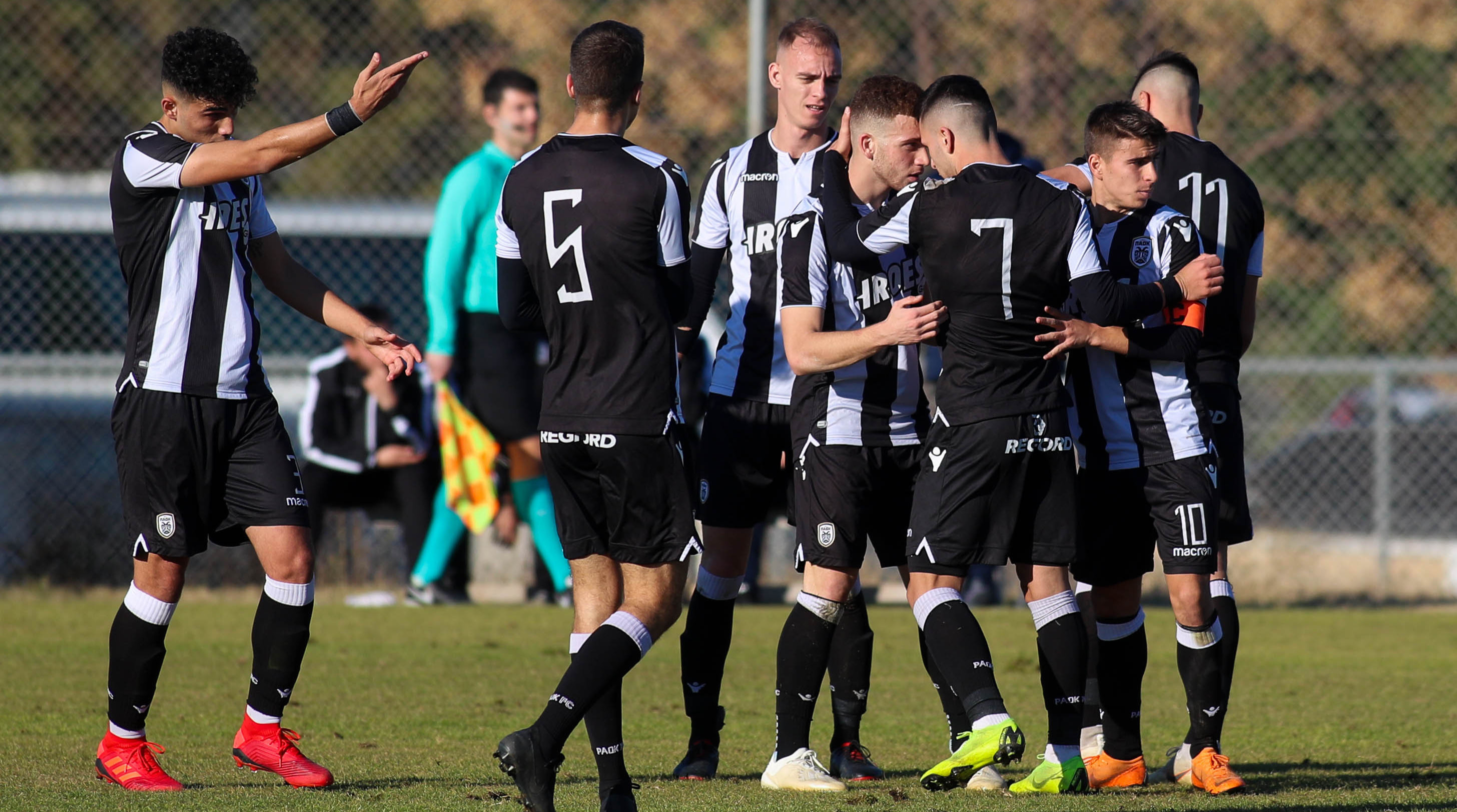 PAOK U19 – AEL U19: Highlights