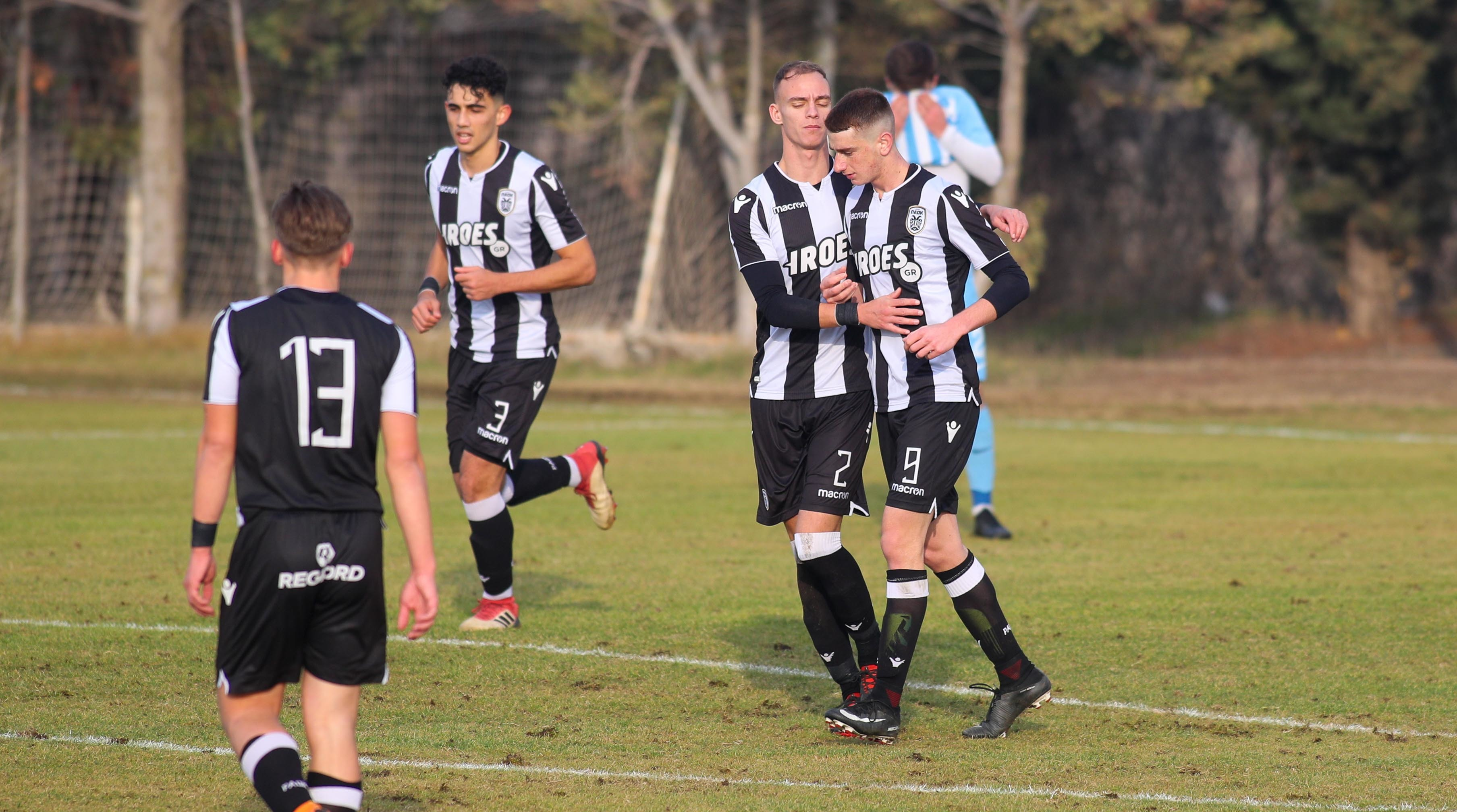 PAOK U19 – PAS Giannina U19: Highlights