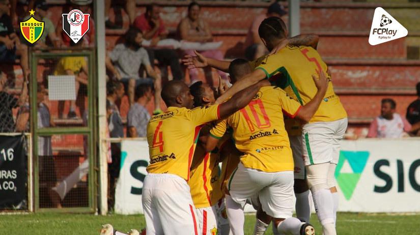 Brusque vs Joinville