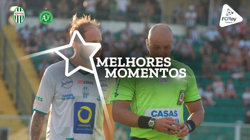 Melhores momentos de Metropolitano vs Chapecoense