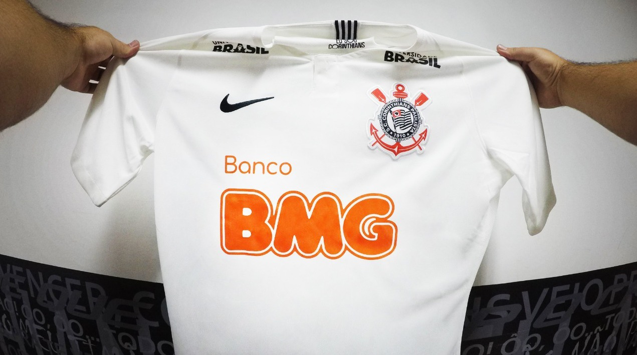 Coletiva de imprensa BMG/Corinthians