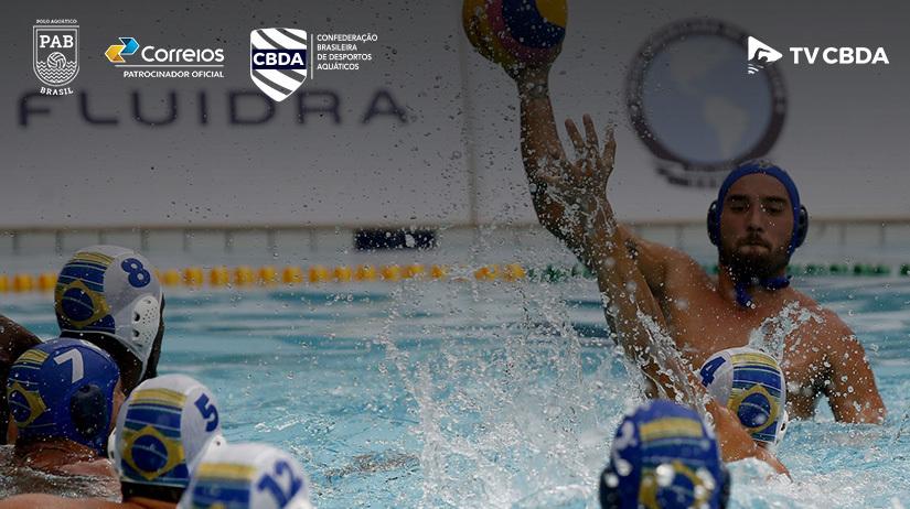Brasil vs Estados Unidos - Final Masculina | Copa Uana de Pólo Aquático (Masculino)