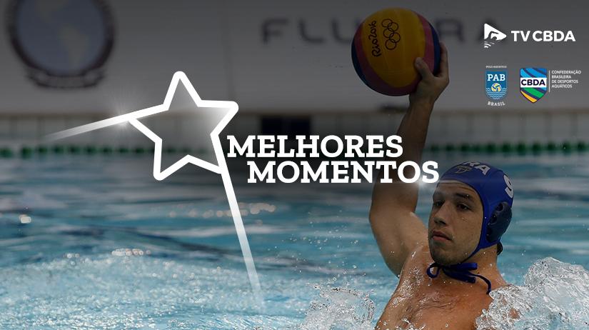 Melhores momentos de Argentina vs Brasil | Copa Uana de Pólo Aquático (Masculino)