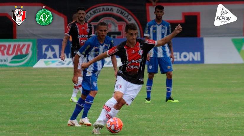 Joinville x Chapecoense