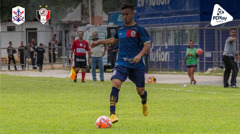 Marcílio Dias x Joinville