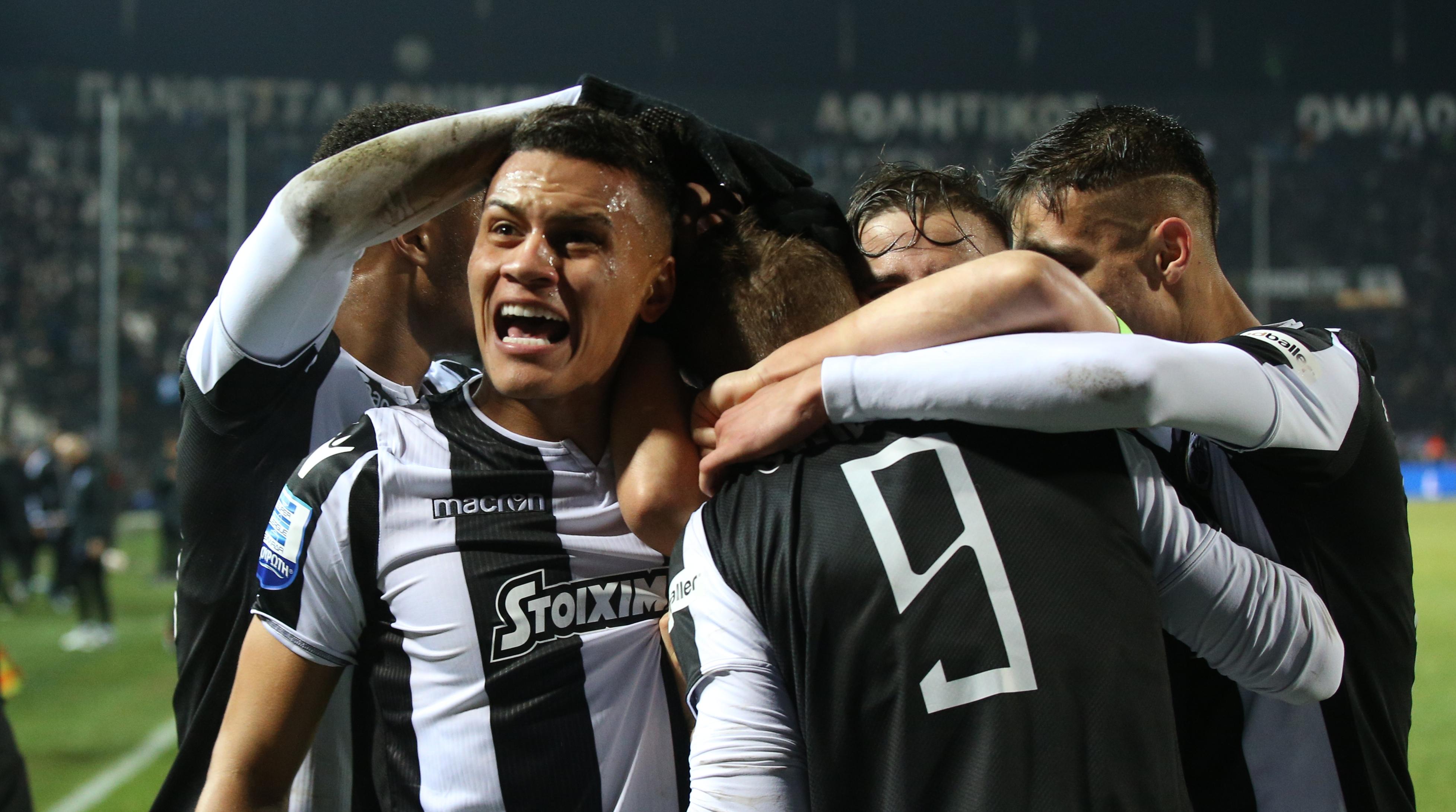 PAOK-PAS Giannina 2-1