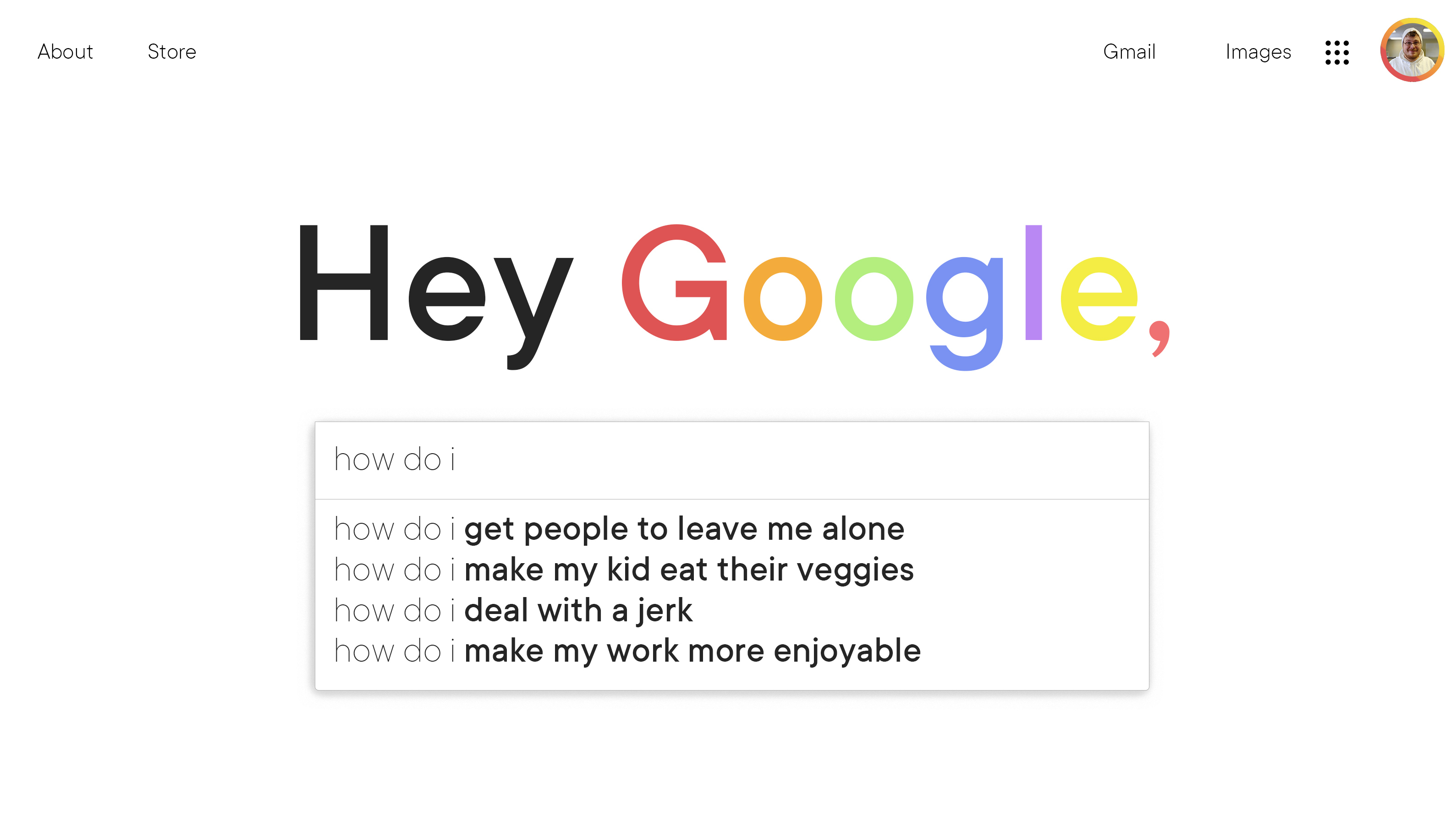 Hey Google, Part 1 on Livestream