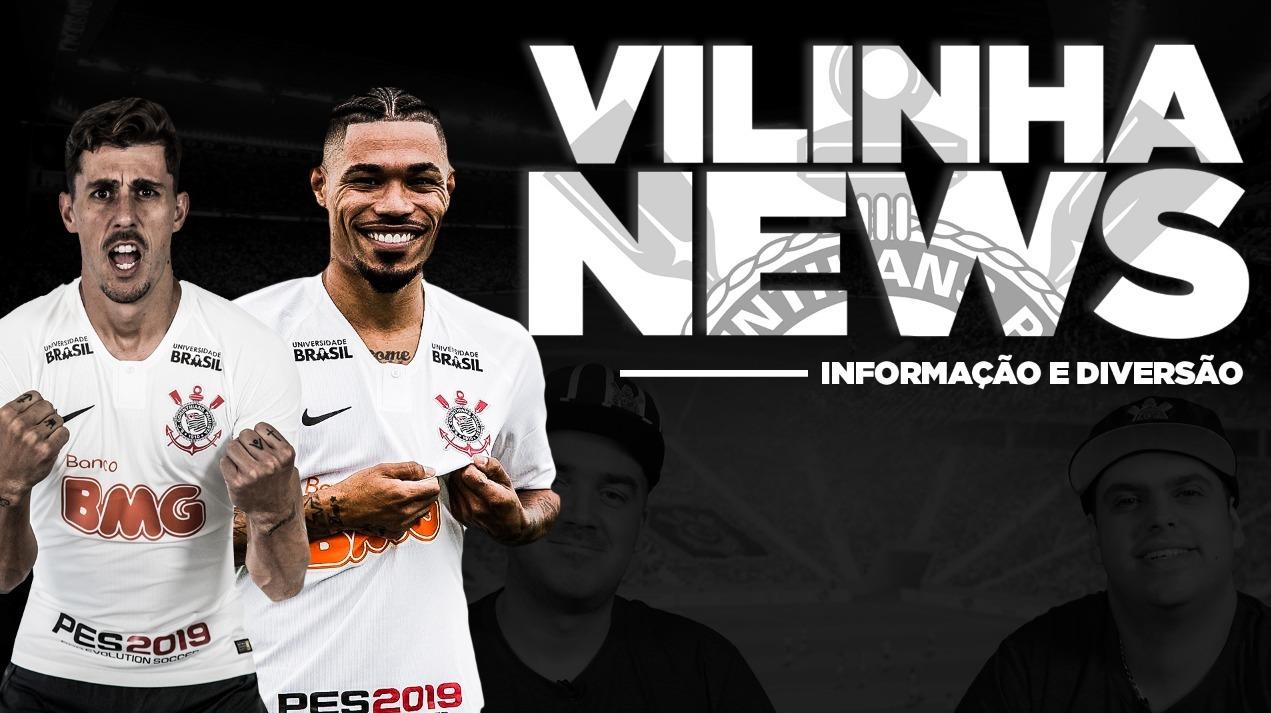 Vilinha News - Novo reforço e vitória no Derby