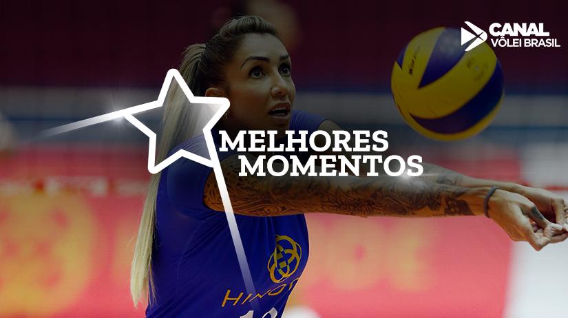 Melhores Momentos de Hinode Barueri vs Balneário Camboriu
