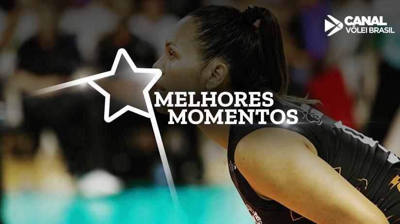 Melhores momentos de Curitiba vs Hinode Barueri