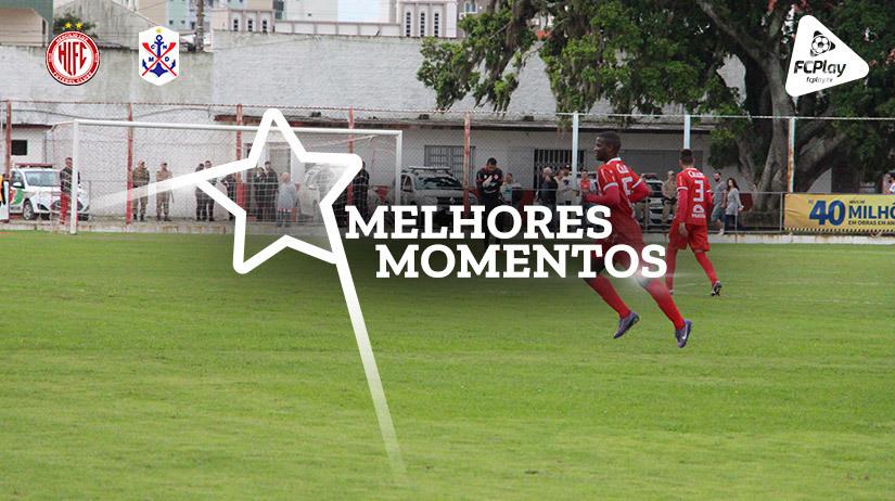 Melhores Momentos Hercílio Luz x Marcílio Dias