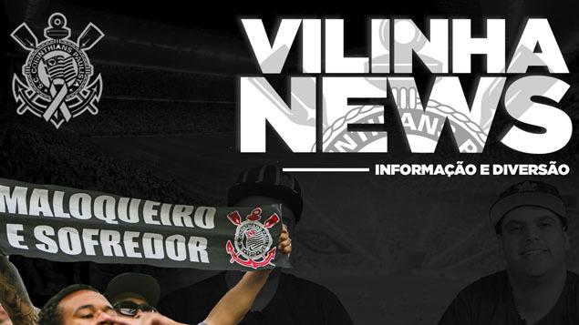 Vilinha News - Semana agitada e #ForçaFlamengo