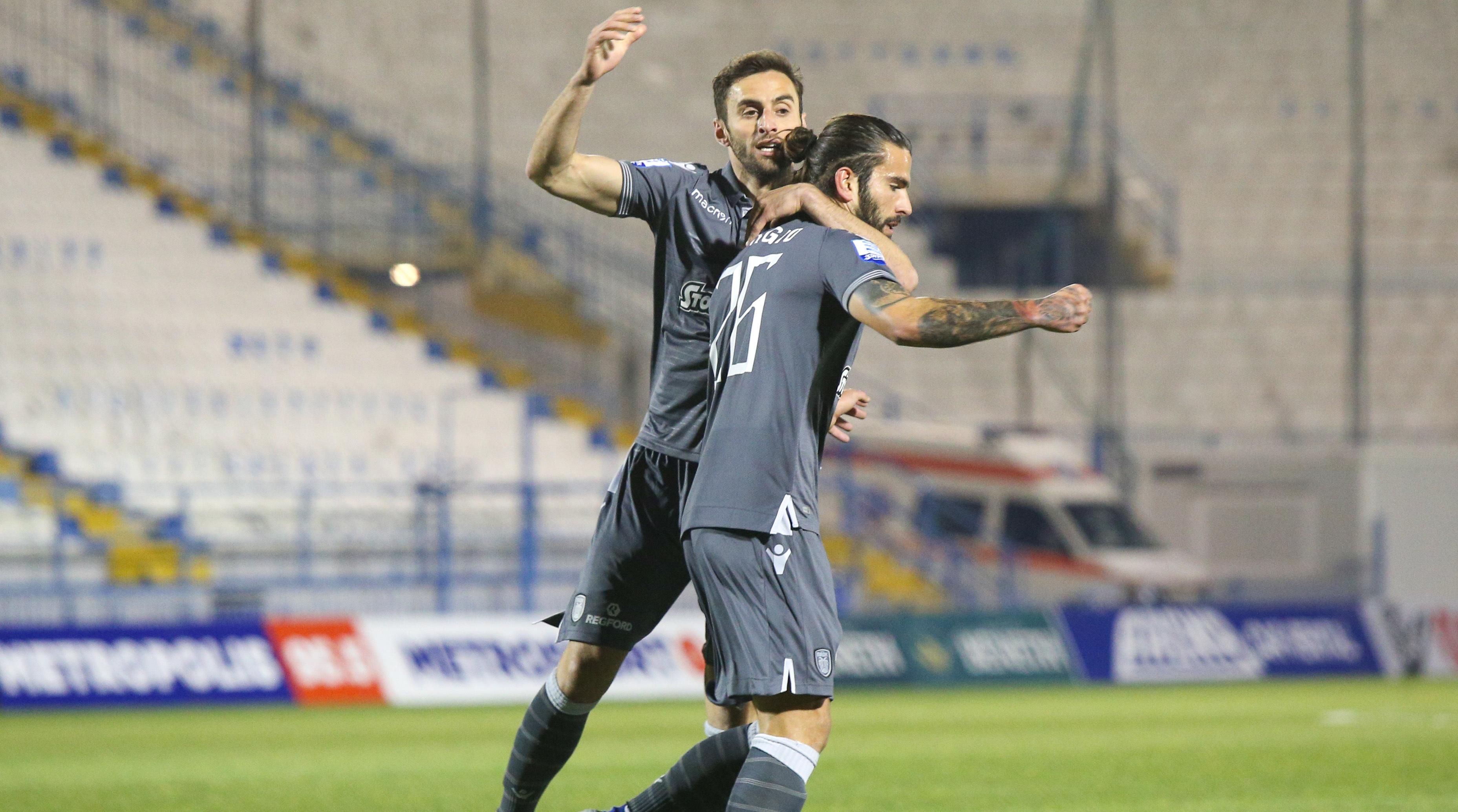 Apollon Smyrni – PAOK: Highlights