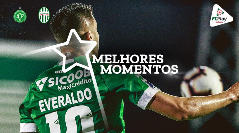 Melhores momentos de Chapecoense x Metropolitano