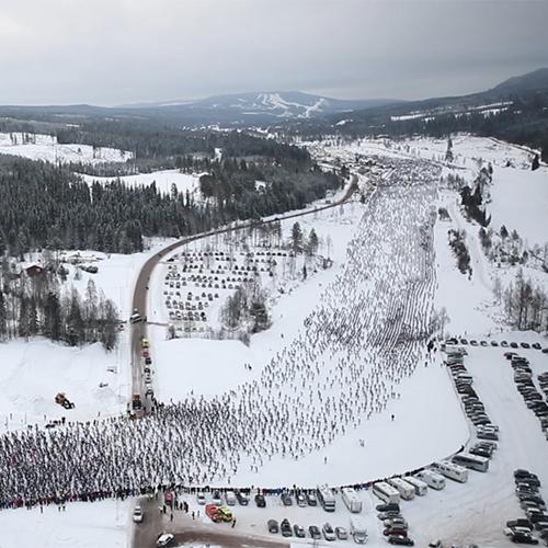 Startplats Sälen – Öppet Spår Måndag
