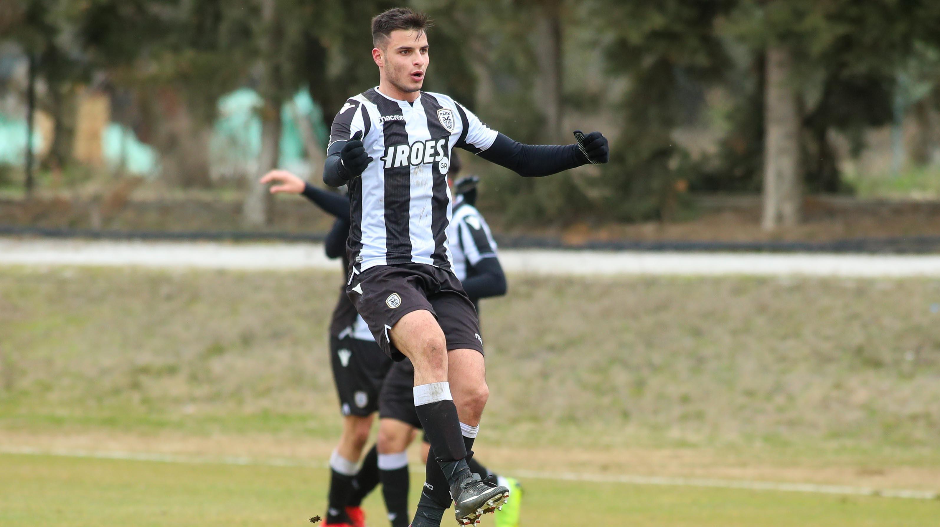 PAOK U19 – Aris U19: Highlights