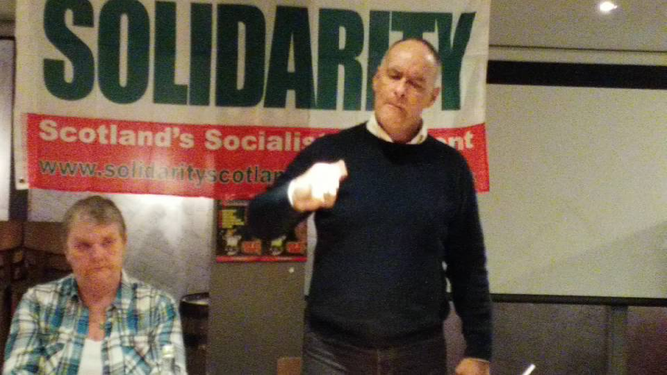 Use The Mandate - Solidarity Public Meeting