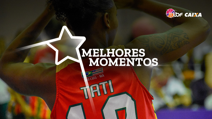Melhores momentos Sampaio Basquete vs Uninassau Recife