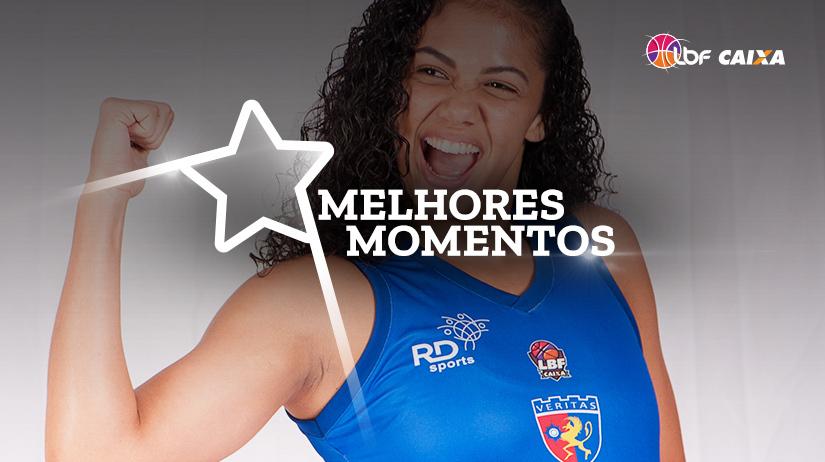 Melhores momentos Uninassau Recife vs LSB RJ / Sodiê Doces