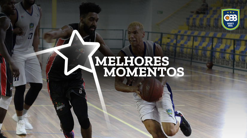 Melhores momentos São José dos Pinhais/Guaxo x Brusque/FME/Aradefe/Trimania