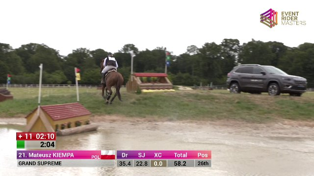 Haras de Jardy 2019 Cross Country