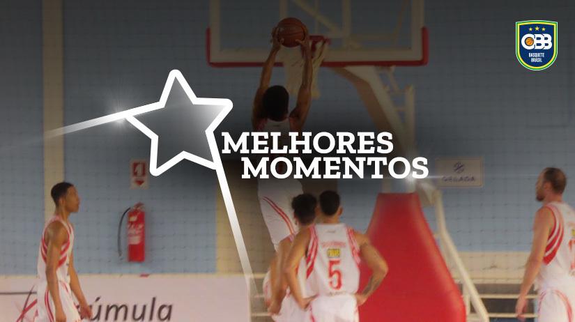 Melhores momentos Cravinhos vs Brusque/FME/Aradefe/Trimania