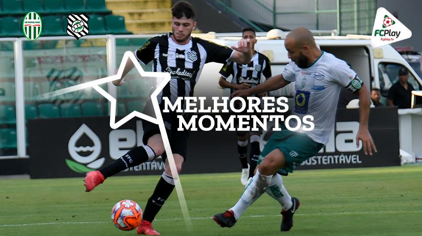 Melhores momentos Metropolitano x Figueirense
