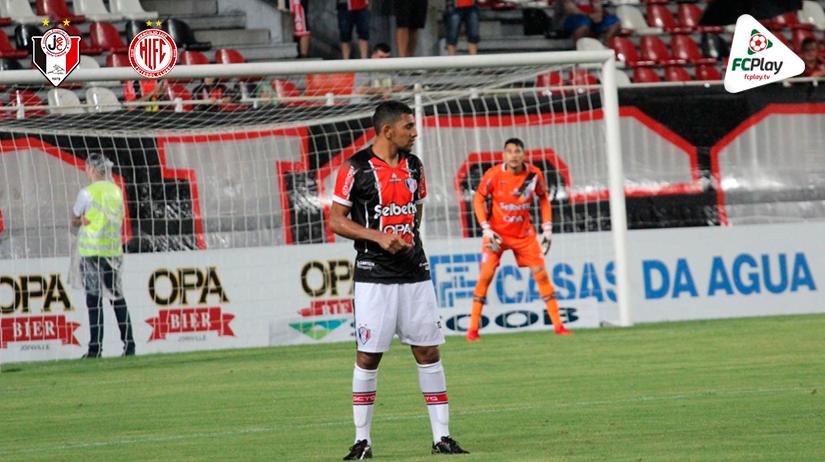Joinville x Hercílio Luz