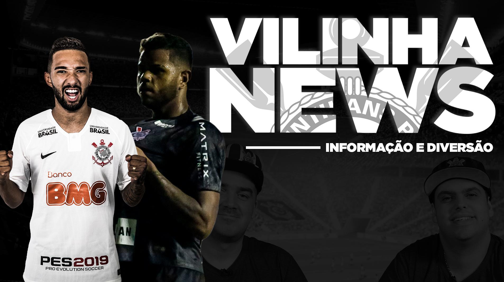Vilinha News - #ClássicoAlvinegro e estreias em 2019